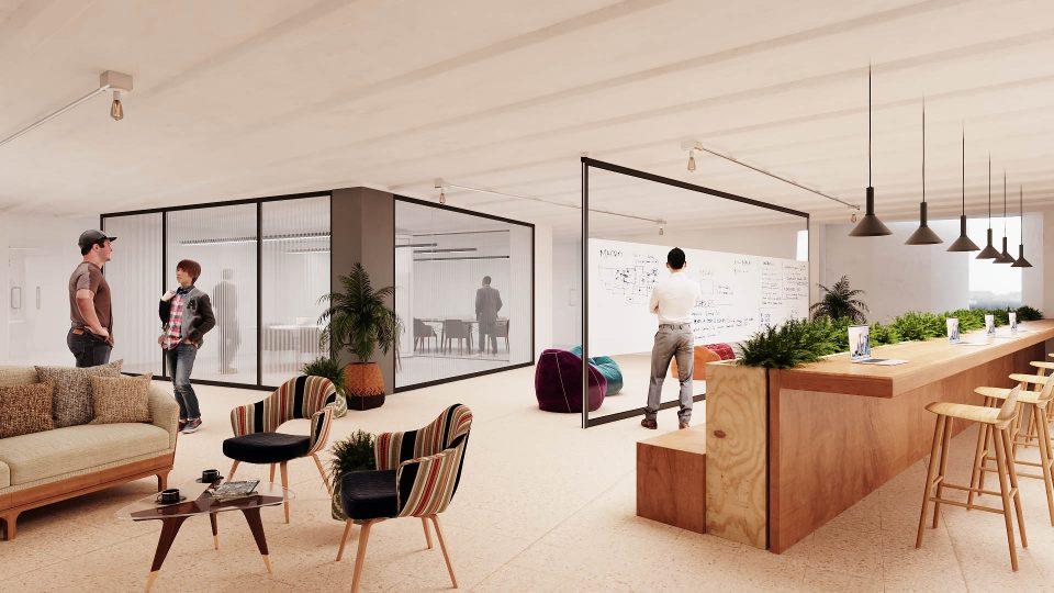 CoArt Working - Bohemian Building