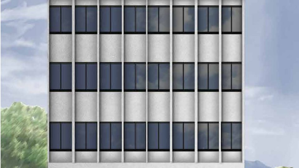 Fachada - Bohemian Building